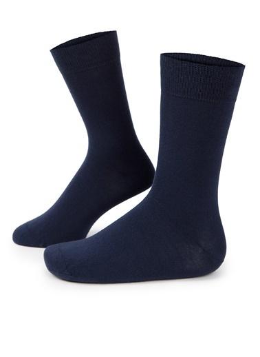 Pierre Cardin Erkek   Çorap A021SZ013.OUT.O20-K20.200 Lacivert